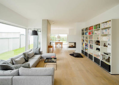 Architektur Ferreira  Einfamilienhaus Meerbuch Foto: Julia Vogel – Köln