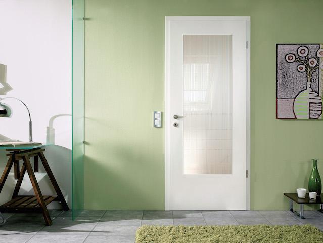 Glastüren bei Daniel Albani Gestaltung in Holz