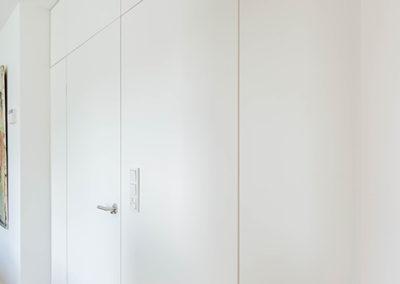 Innentüren und Innenausbau Einfamilienhaus in Meerbusch - Erwähnung im Cube-Magazin