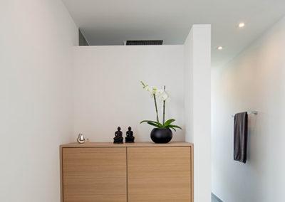 Innenausbau Einfamilienhaus in Meerbusch - Erwähnung im Cube-Magazin