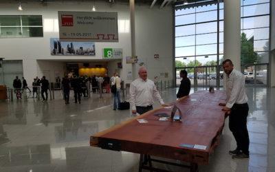 Betriebsausflug nach Köln zur Interzum