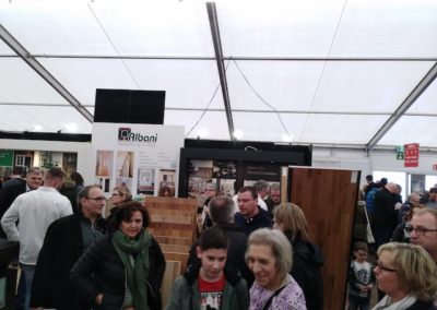 Baumesse 2018 in Mönchengladbach