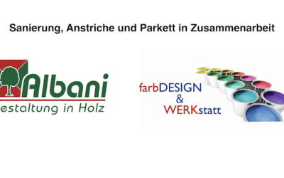 Daniel Albani – Gestaltung in Holz & farbDESIGN & WERKstatt