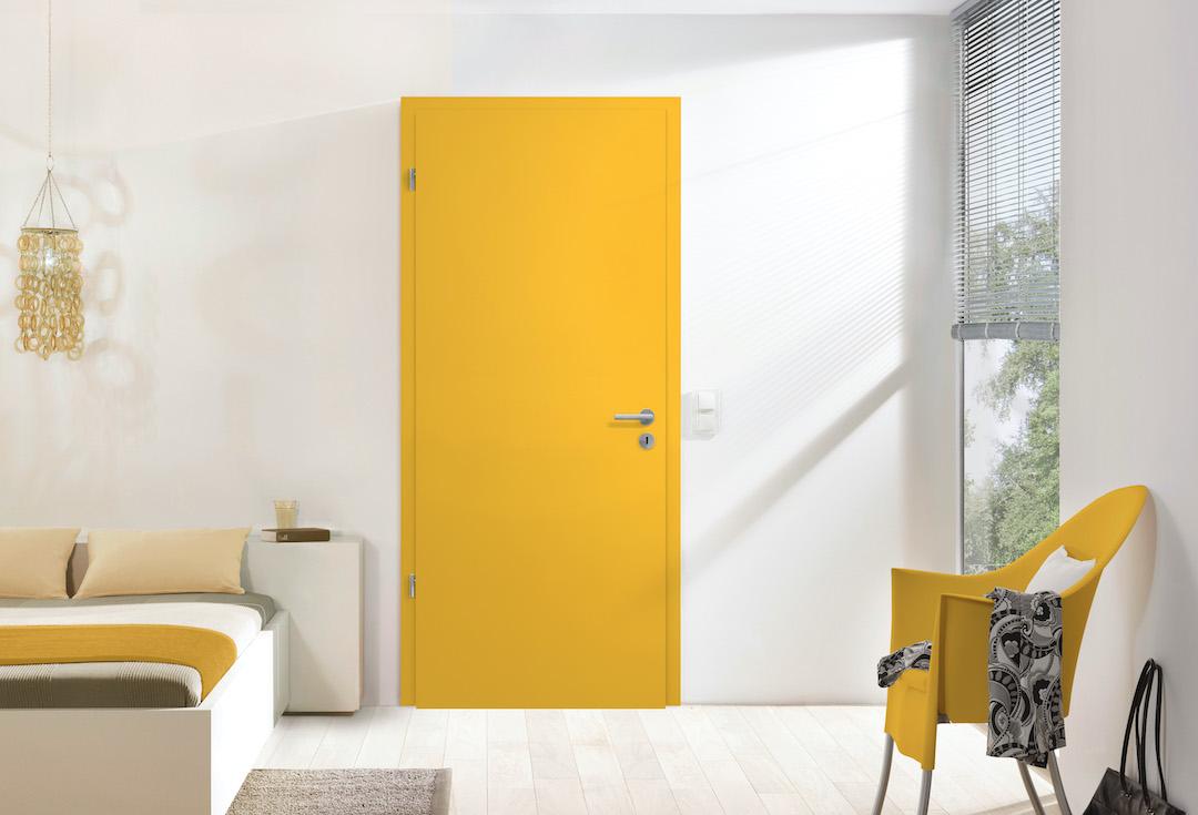 Fertige Tür
