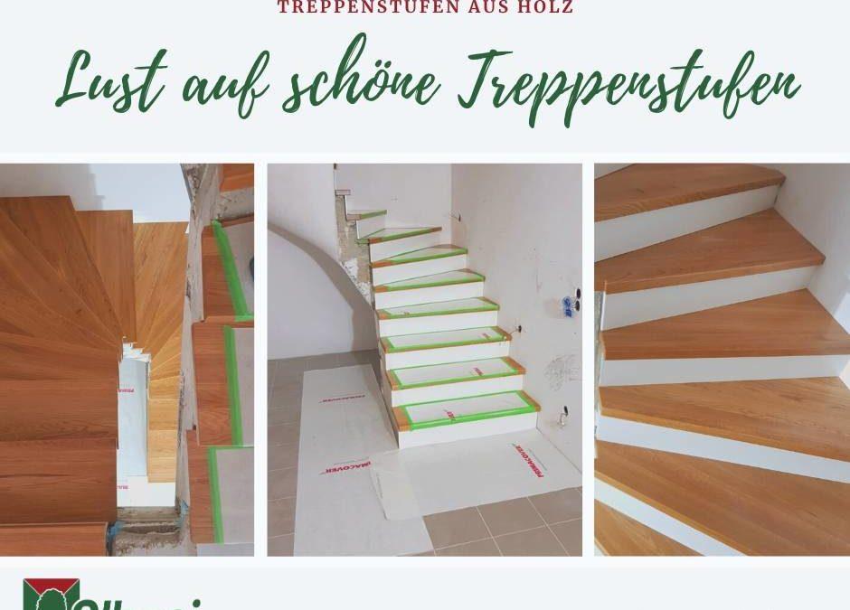 Lust auf schöne Treppenstufen