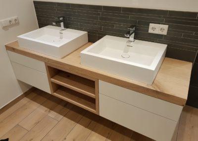 Waschtische gebaut von Daniel Albani